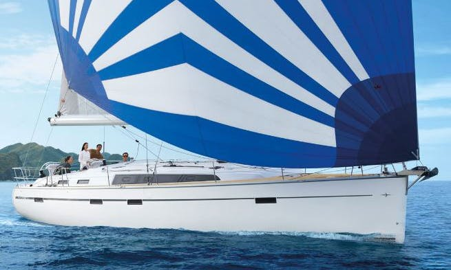 Charter 51' Bavaria Cruises 51 Cruising Monohull in Messina, Italy