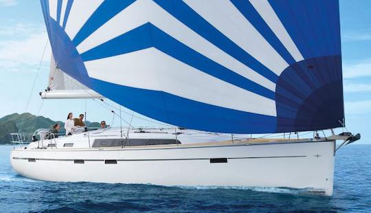 Charter 51' Bavaria Cruises 51 Cruising Monohull In Messina, Italy