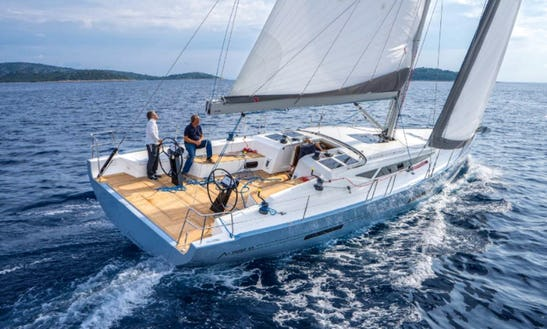 Charter 55' More 55 Cruising Monohull In Messina, Italy