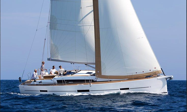 Charter 46' Dufour 460 Cruising Monohull in Messina, Italy