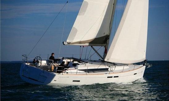 Charter 44' Sun Odyssey 439 Cruising Monohull In Messina, Italy