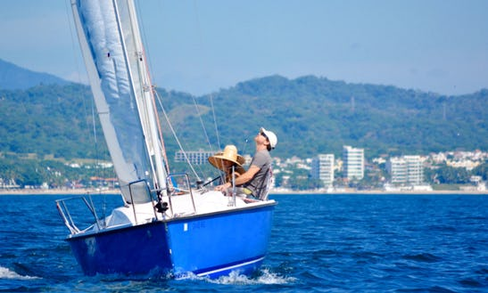 Keelboat Sailing - La Cruz, Riviera Nayarit, Mexico