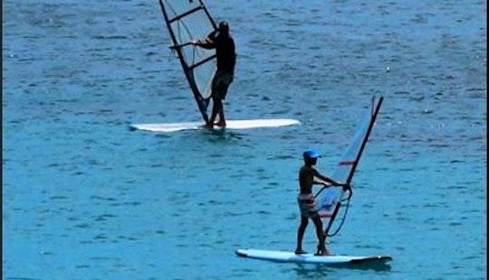 Enjoy Windsurfing Lessons In Milna, Island Vis, Croatia