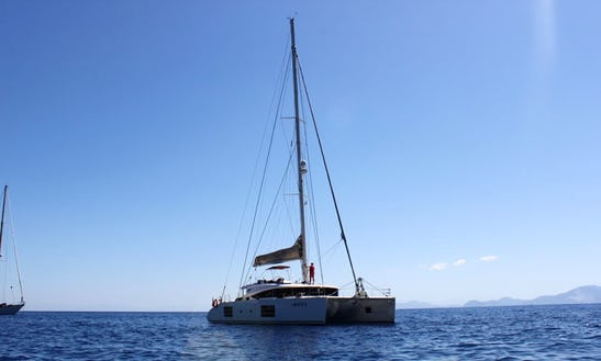 Charter 57' Nyx 565 Cruising Monohull In Messina, Italy