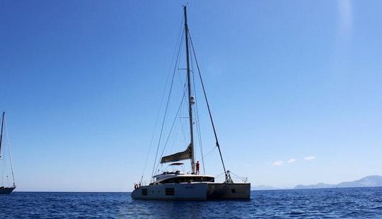 Charter 57' Nyx 565 Cruising Monohull In Messina, Italy