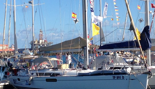 Charter A 15' Sloop For Up To 8 People In Marsala, Sicilia