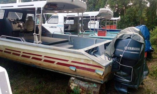 Cuddy Cabin In Kuala Rompin