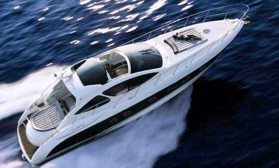 Atlantis 55 Open  Rental In Marbella