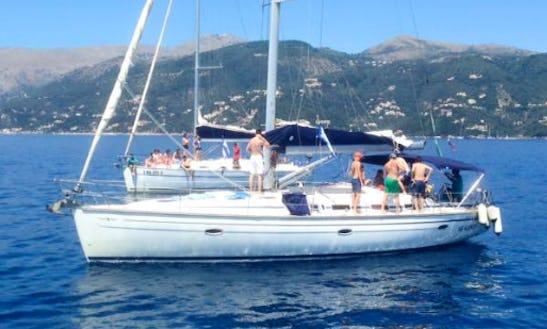 Charter A Cruising Monohull In Policoro, Italy