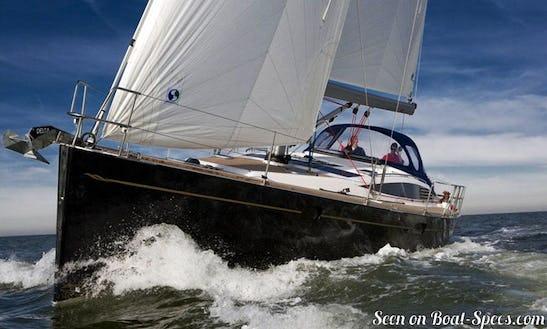 Charter 47' Delphia Cruising Monohull In Policoro, Italy