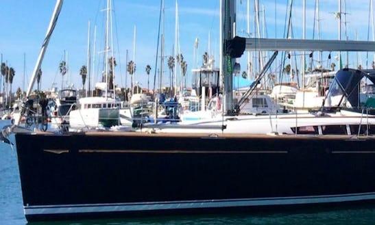 Charter 49' Sun Odyssey - Don Pepe Cruising Monohull In Policoro, Italy