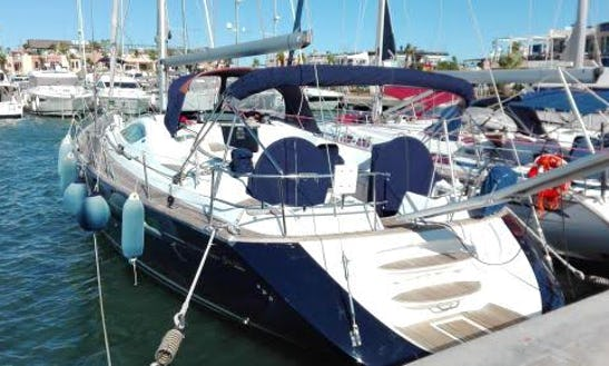 Charter 54' Sun Odyssey - Mata Cruising Monohull In Policoro, Italy
