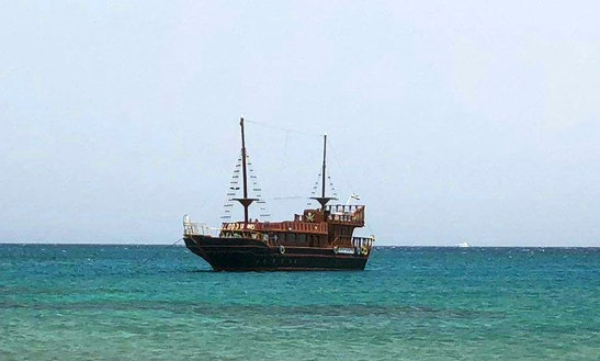 Charter A Gulet In Red Sea Governorate, Egypt