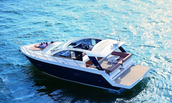 Charter 46' Sealine S450 Motor Yacht In El Toro, Spain