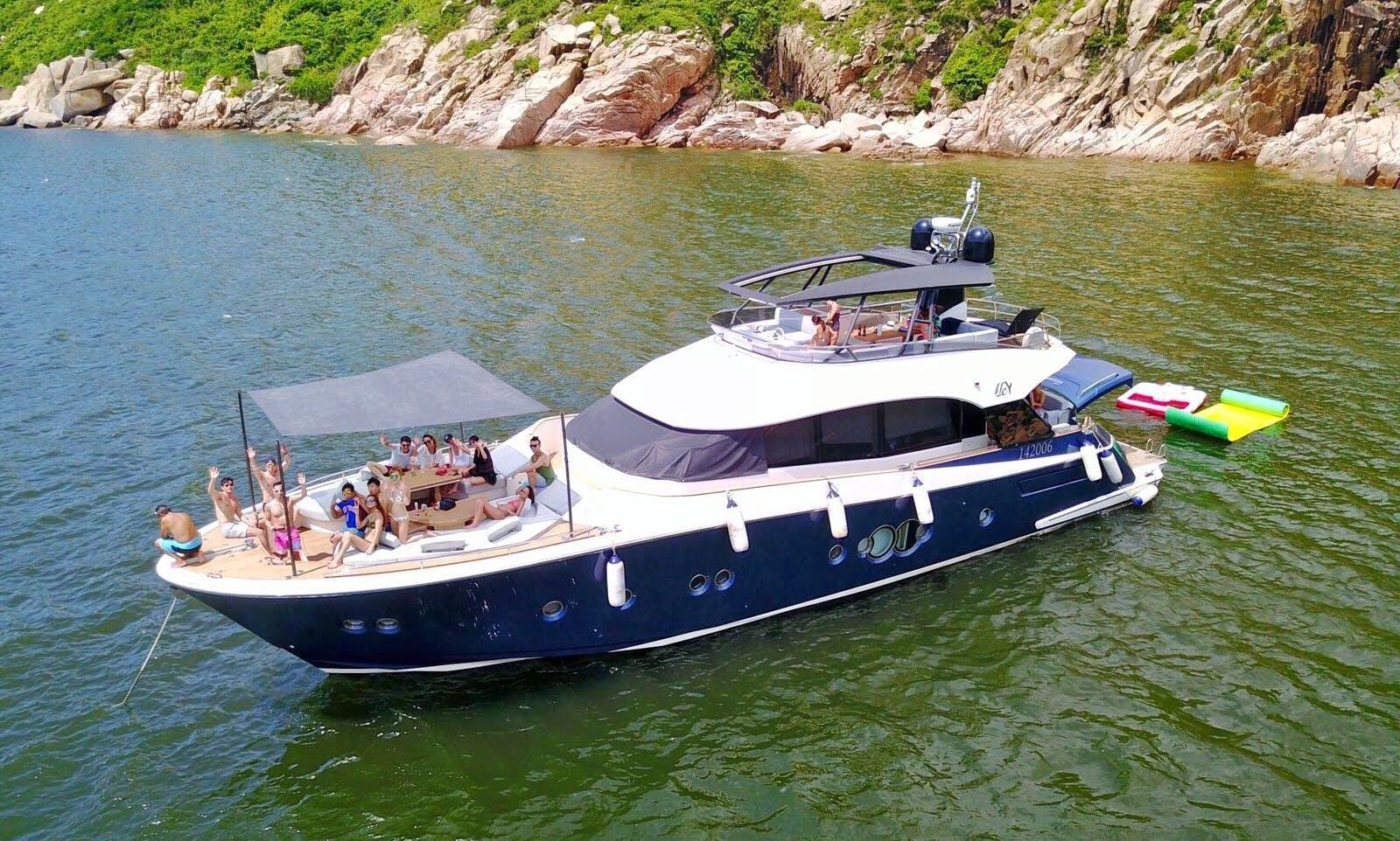 45 Person Yacht rental in Hong Kong Island