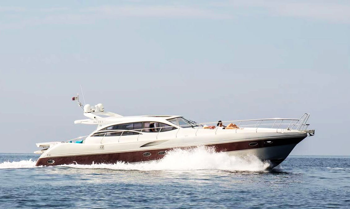 Charter 60' IPY Power Mega Yacht in Portals Nous, Spain
