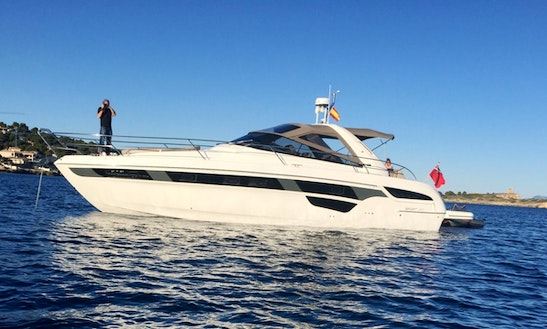Charter 45' Bavaria Sport Motor Yacht In Portals Nous, Spain