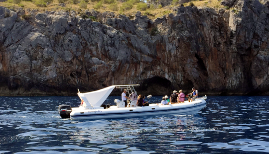 Charter King Extreme 990 Rigid Inflatable Boat In El Toro, Spain