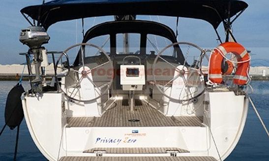 Cruising Monohull Rental In Procida