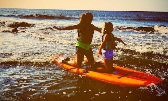 Paddleboard In Davidson