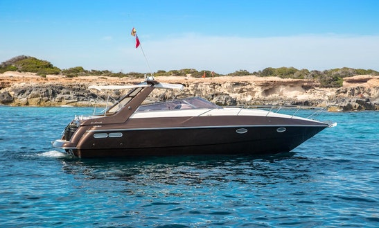 Charter 36' Sunseeker San Remo Motor Yacht In Balears, Spain