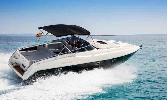 Charter 37' Perfomance 1107 Motor Yacht In Balears, Spain