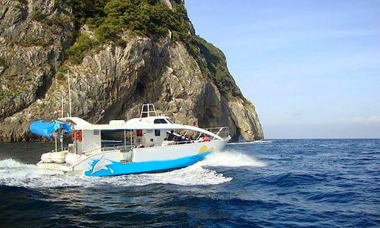 Charter A Passenger Boat In Bermeo, Spain