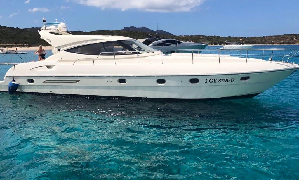 Motor Yacht rental in Porto Rotondo
