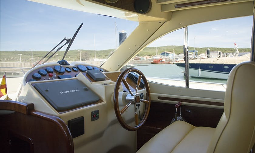 Exclusive Motor Yacht tours from Tarifa/ Barbate / Sotogrande /Alcaidesa or Algeciras
