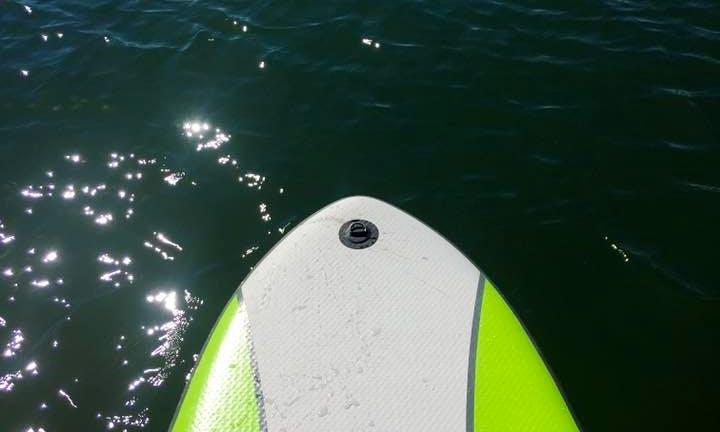 Paddle Board in Pierre