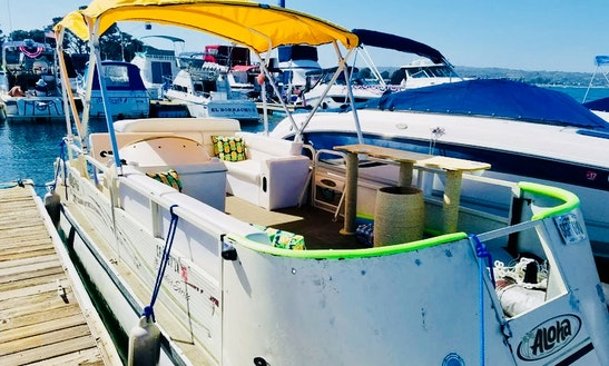 Best Pontoon Rate In Mission Bay!!
