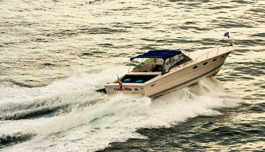 Charter Tornado 38 Classic - Colpa Mia Motor Yacht In Amalfi, Italy