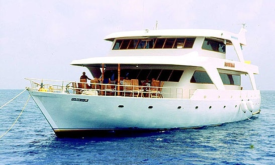 Passenger Boat Rental In Male North, Maldives!