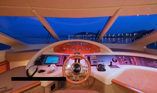 Charter Azimut 62 Fly Power Mega Yacht in Amalfi, Italy