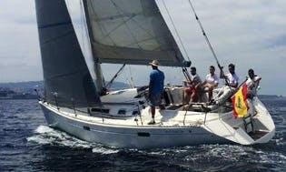 Charter 36' Sun Fast Cruising Monohull in Vigo, Spain
