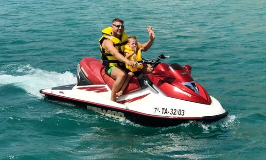 Rent A Jet Ski In Castelldefels, Spain