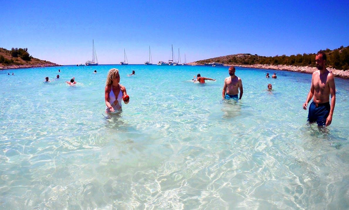Boat tour - Kornati turquoise fairytale