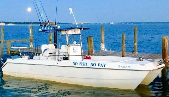 Power Catamaran Rental In Destin