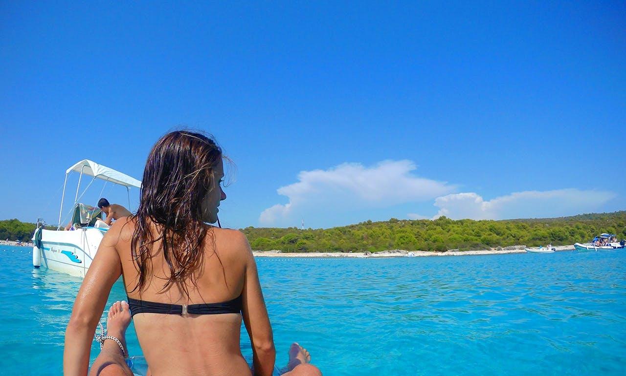 Boat tour - Dugi Otok 50 Shades of Blue