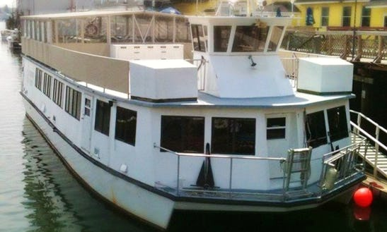 Casablanca' Passenger Boat In Portland