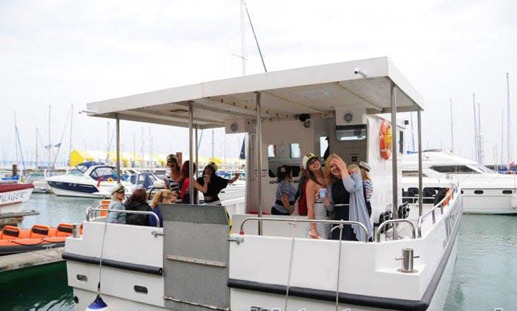 Hire Passenger Boat in Brighton England