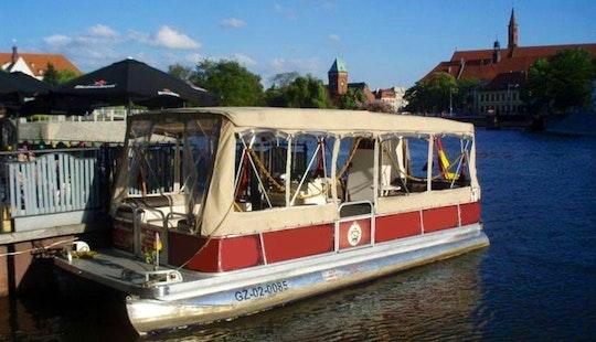 Passenger Boat Rental In Wrocław - Catering On Boat