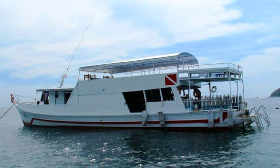Trawler Diving Charter In Muang, Thailand