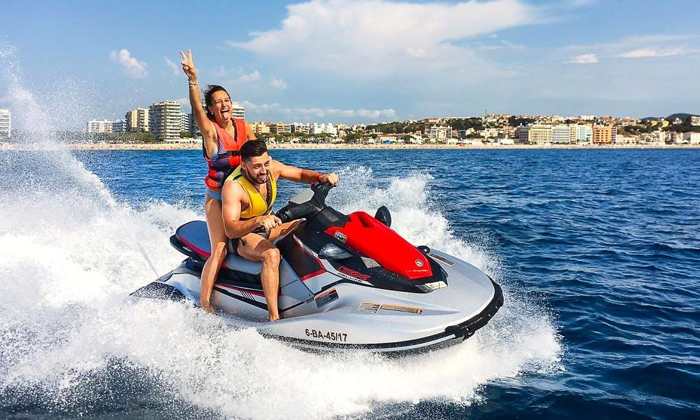 Rent a Jet Ski in Blanes, Spain