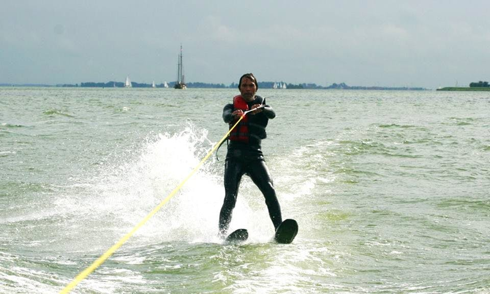 Enjoy Water Skiing in Noord-Holland, Netherlands