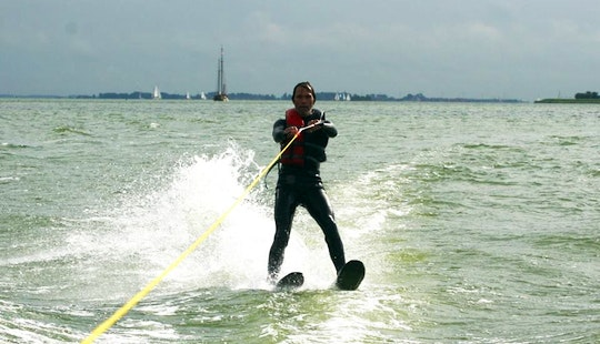 Enjoy Water Skiing In Noord-holland, Netherlands