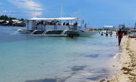 Passenger Boat Rental In Cordova