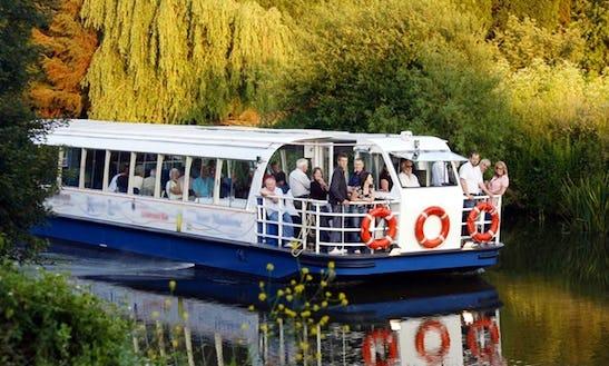 Special Occassion Venue - Boat Hire In Maidstone