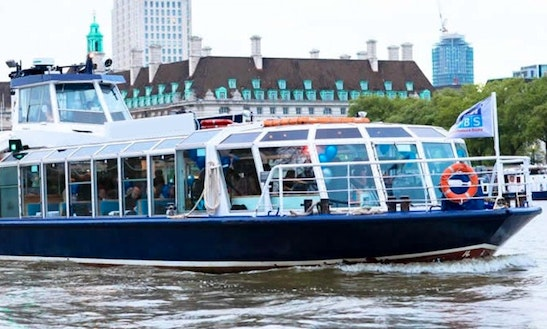 Passenger Boat Rental In London, England