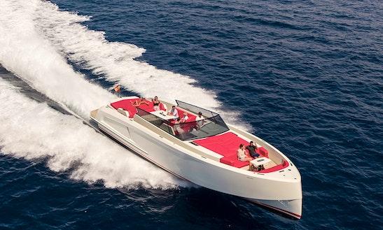 Charter Vq 54 - Diva Power Mega Yacht In Eivissa, Spain